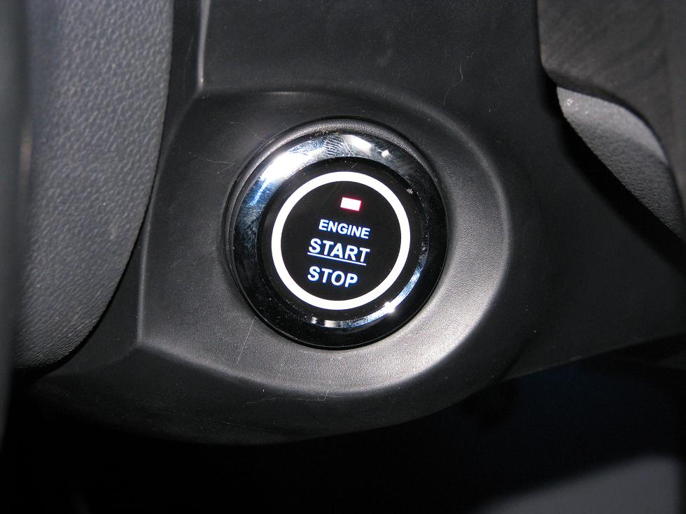 Кнопка START-STOP Engine для запуска двигателя SAAB club Russia